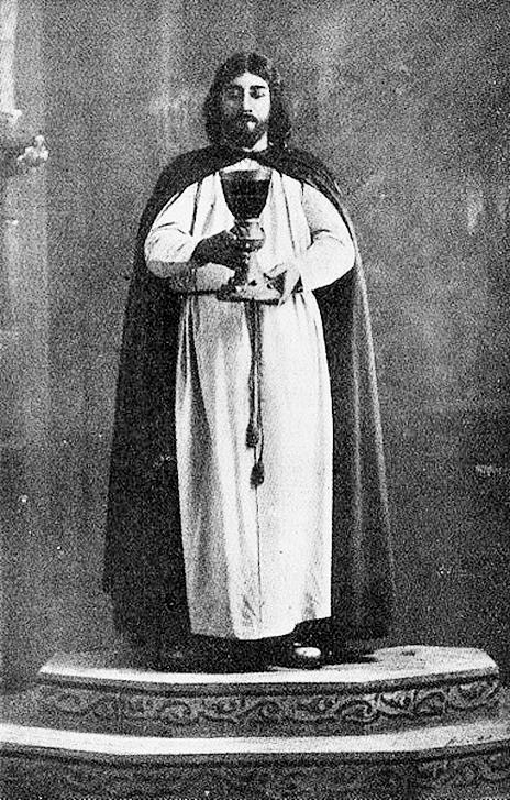 Francesc Viñas, Parsifal al Liceu. Font Viquipèdia