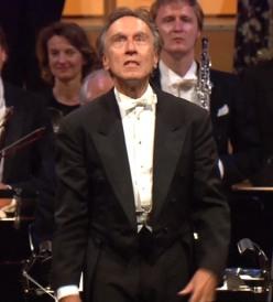 Claudio Abbado al Festival de Lucerna, 13 d'agost de 2004