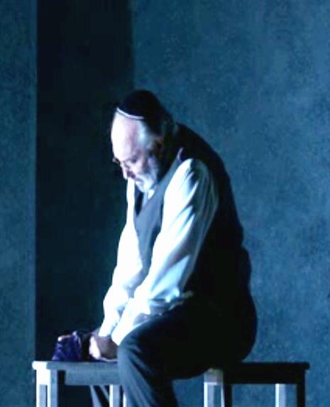 Neil Shicoff, Eléazar a La Juive, producció del Teatre Mikhailovsky de Sant Petersburg, 12 de maig de 2012