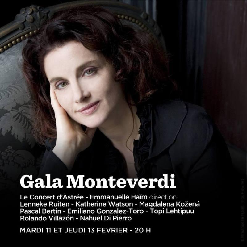 Gala Monteverdi
