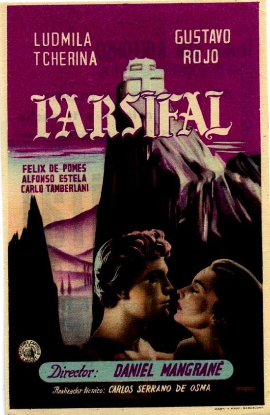 Parsifal Mangrané