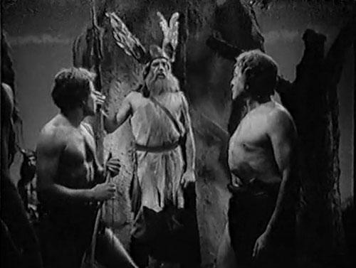 Parsifal de Daniel Mangrané, amb Roderico i Klingsor