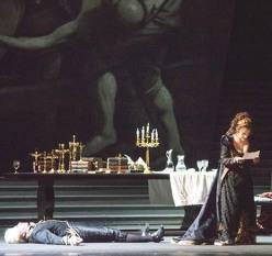 Tosca a Bologna Producció de Gianni Marras fotografia: Rocco Casaluci 2014