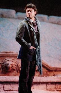 Vittorio Grigolo (Rodolfo), La Bohème MET