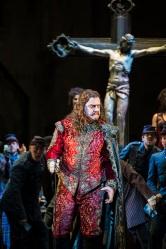 Bryn Terfel (Méphistophélès) Fotografia The Royal Opera, © ROH / Bill Cooper 2014