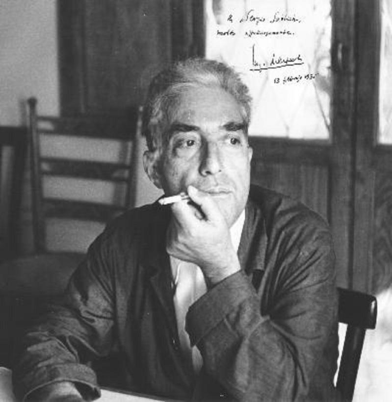 Luigi Dallapiccola (Pisino, Província d'Ístria; avui Pazin, Croàcia, 3 de febrer de 1904 – Florència, 19 de febrer de 1975)