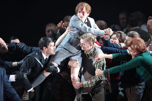 Evgeniya Sotnikova (Jemmy) a Guillaume Tell, Bayerische Staatsoper 2014