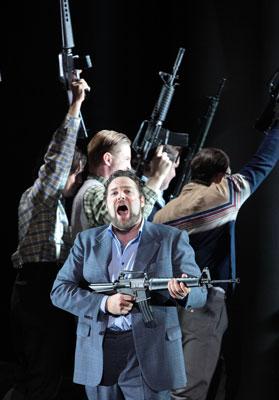 Bryan Hymel, Arnold a Guillaume Tell (Munich 2014)