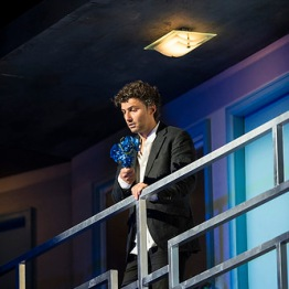 Jonas Kaufmann (Des Grieux) Manon Lescaut, The Royal Opera © ROH Bill Cooper 2014