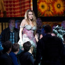 Kristīne Opolais (Manon Lescaut in Manon Lescaut, The Royal Opera © ROH Bill Cooper 2014