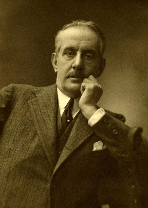 Giacomo Puccini, photografia del Estudi Badodi, 1924