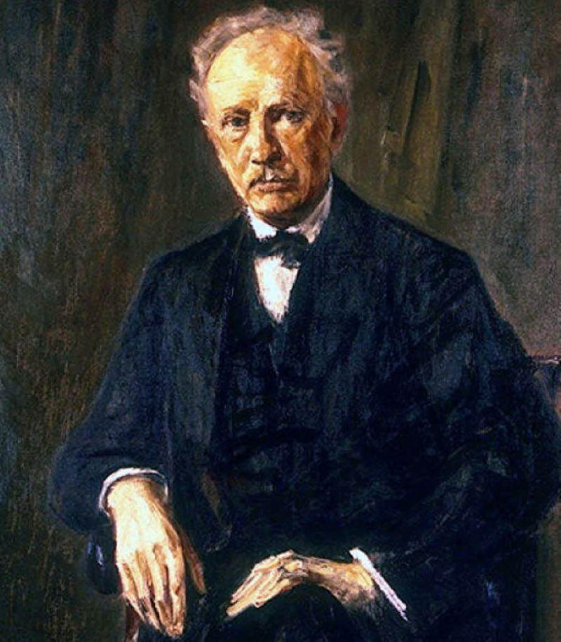 Richard Strauss (Munic, 11 de juny de 1864 - Garmisch-Partenkirchen, 8 de setembre de 1949)