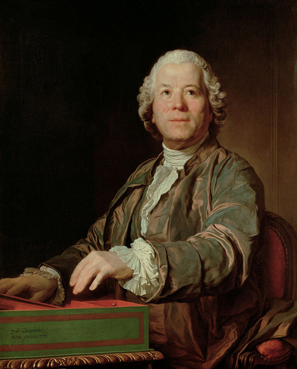 Christoph Willibald Gluck (pintura sde Joseph Duplessis, 1775)