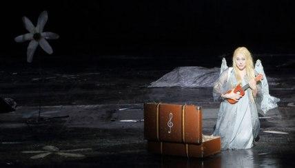 Angela Brower (La Musica / La Speranza) Producció David Bösch Fotografia © Bavarian State Opera