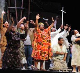 Porgy and Bess Cape Town Opera Fotografia John Snelling