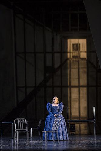 Joyce DiDonato (Maria Stuarda) © Bill Cooper / ROH 2014