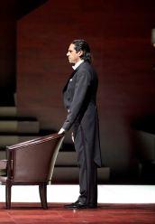 Ildebrando D'Arcangelo (Don Giovanni) a Salzburg 2014 Producció de Sven-Eric Bechtolf . Fotografia © Salzburger Festspiele / Michael Pöhn