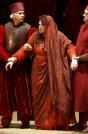 Marie-Nicole Lemieux (Azucena) a Il Trovatore. Salzburg 2014 Fotografia © Salzburger Festspiele / Forster