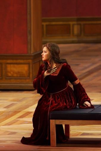 Anna Netrebko (Azucena) Il TRovatore Salzburg 2014 Fotografia © Salzburger Festspiele / Forster