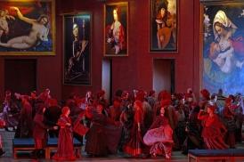 Il Trovatore Salzburg 2014 Producció Alvis Hermanis Fotografia © Salzburger Festspiele / Forster