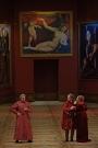 Plácido Domingo, Francesco Meli i Anna Netrebko a Il Trovatore Fotografia © Salzburger Festspiele / Forster