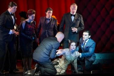 La Traviata (Glyndebourne 2014) Producció Tom Cairns Foto ©Richard Hubert Smith