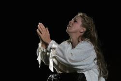 Inva Mula (Desdemona) a Otello, Orange 2014 Foto: © Philippe Gromelle