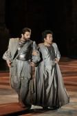 Florian Laconi (Cassio) i Seng-Hyoun Ko (Iago) a Otello, Orange 2014 Foto: © Gromelles