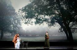 DER ROSENKAVALIER 2014 • MOJCA ERDMANN (SOPHIE), SOPHIE KOCH (OCTAVIAN), KRASSIMIRA STOYANOVA (FELDMARSCHALLIN) © Salzburger Festspiele / Monika Rittershaus