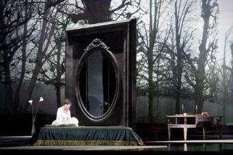 DER ROSENKAVALIER 2014 • KRASSIMIRA STOYANOVA (FELDMARSCHALLIN) © Salzburger Festspiele / Monika Rittershaus