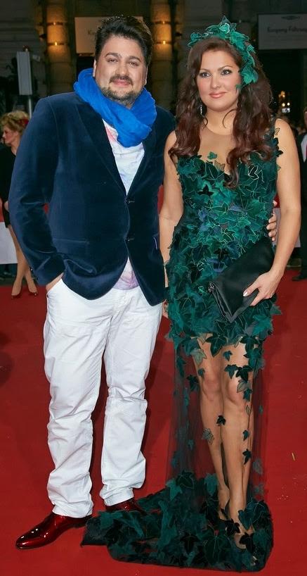 Yusif Eyvazov i Anna Netrebko