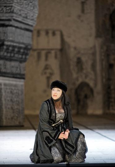 DOROTHEA RÖSCHMANN (FLORINDA) © Salzburger Festspiele / Monika Rittershaus