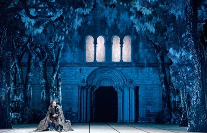MICHAEL SCHADE (FIERRABRAS) © Salzburger Festspiele / Monika Rittershaus