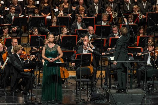 ELĪNA GARANČA (LÉONOR DE GUZMAN) © Salzburger Festspiele / Marco Borrelli / Lelli