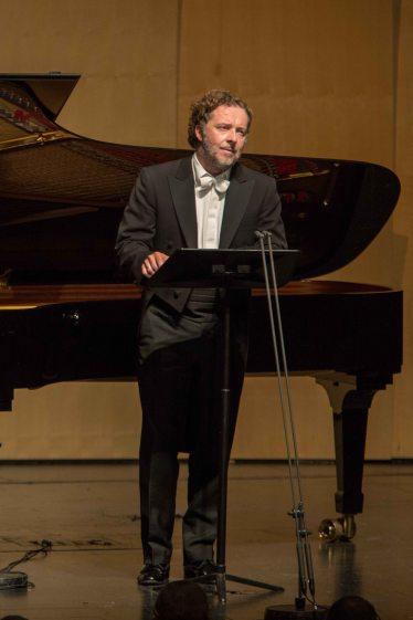 Christian Gerhaher Salburg Liederabend 05/08/2014 © Salzburger Festspiele / Silvia Lelli