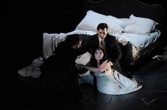 La Traviata al Liceu, Elena Mosuc (Violetta) Foto ® A Bofill