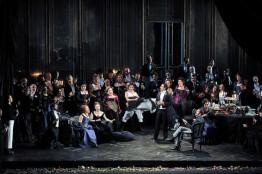 La Traviata, producció David McVicar Liceu 2014 Foto ® A Bofill