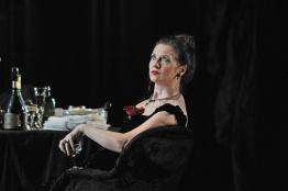 Patricia Ciofi (Violetta Valery) Liceu 2014 Foto ® A Bofill