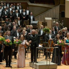 Dinorah a la Berliner Philharmonie, Fotografia © Bettina Stöß 2014