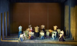 Don Carlo a la Staatsoper de Viena, produció de Daniele Abbado Foto Michael Pöhn / Wiener Staatsoper