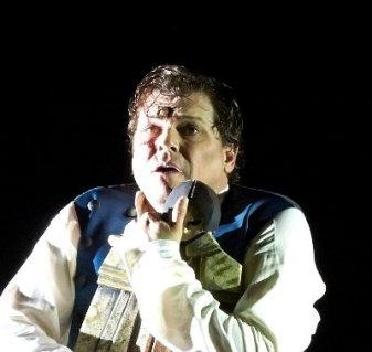 Michael Schade Idomeneo a Viena APA/WIENER STAATSOPER/MICHAEL PÖHN
