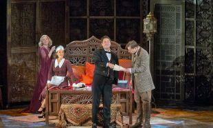 Amanda Majeski, Marlis Petersen, Ildar Abdrazakov i Peter Mattei 'Le Nozze di Figaro.' (Ken Howard/Metropolitan Opera)