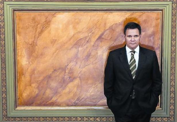 Roger Guasch, fotografia Danny Caminal/El Periodico