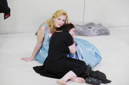Anne Schwanewilms (Arabella) i Ofelia Sala (Zdenka) a Arabella GTLiceu ® A Bofill Gentilesa del Gabinet de Premsa