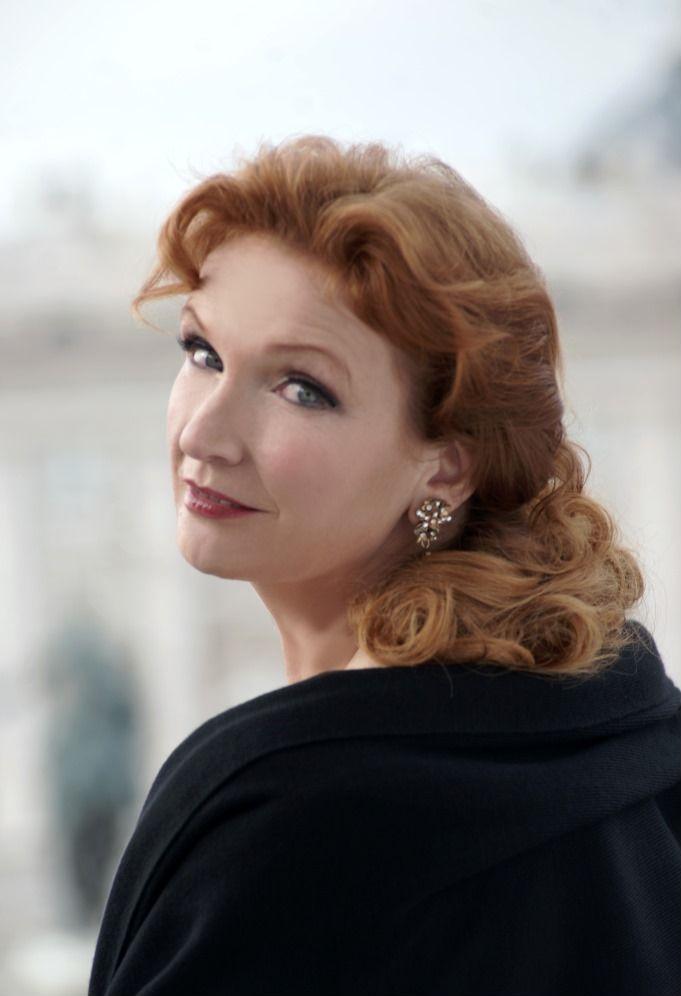 Anne Schwanewilms, fotografia Javier del Real.