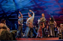 Carmen MET, acte II. producció Richard Eyre. Fotografia Ken Howard