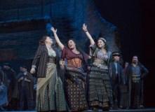 Carmen MET, acte III producció Richard Eyre. Fotografia Ken Howard
