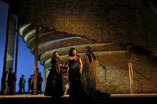Carmen MET, acte IV producció Richard Eyre. Fotografia Ken Howard