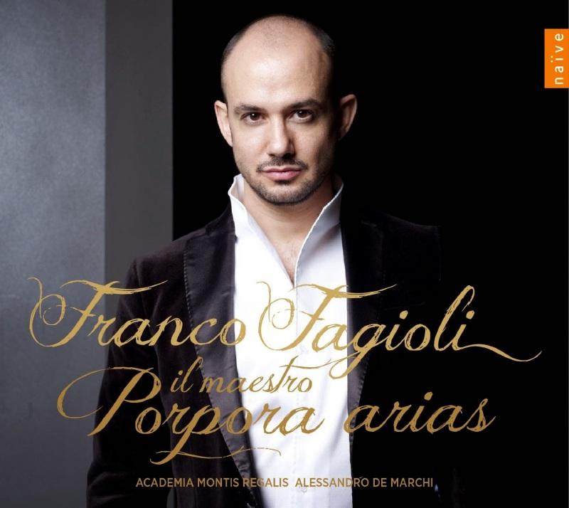 Franco Fagioli Il Maestro Porpora Arias