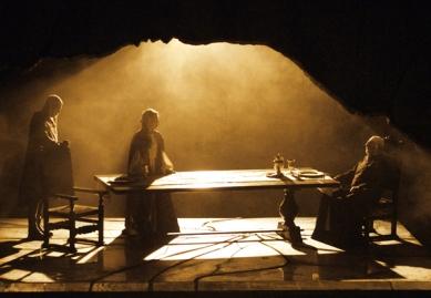 I Due Foscari producció de Thaddeus Strassberger's a la Royal Opera House, Covent Garden © Catherine Ashmore 2014